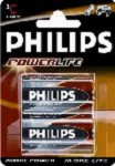Philips Powerlife piles alcalines